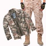 Военный секонд хенд - на радость охотникам и рыбакам.