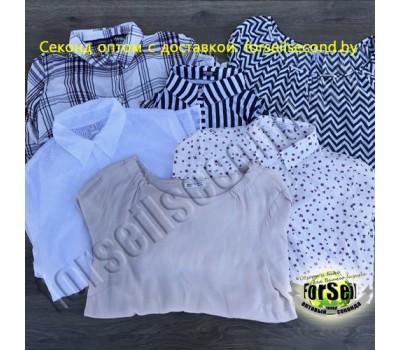 Блузки секонд и рубашки на лето!