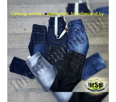 Детский секонд - штаны и джинсы для детей!